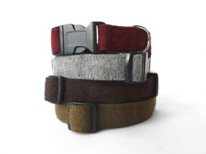 Wool Collars for Cats