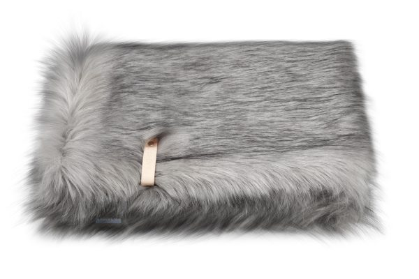 Silver Cat Blanket